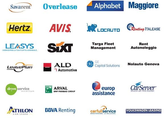 convenzioni con tutte le leasing company